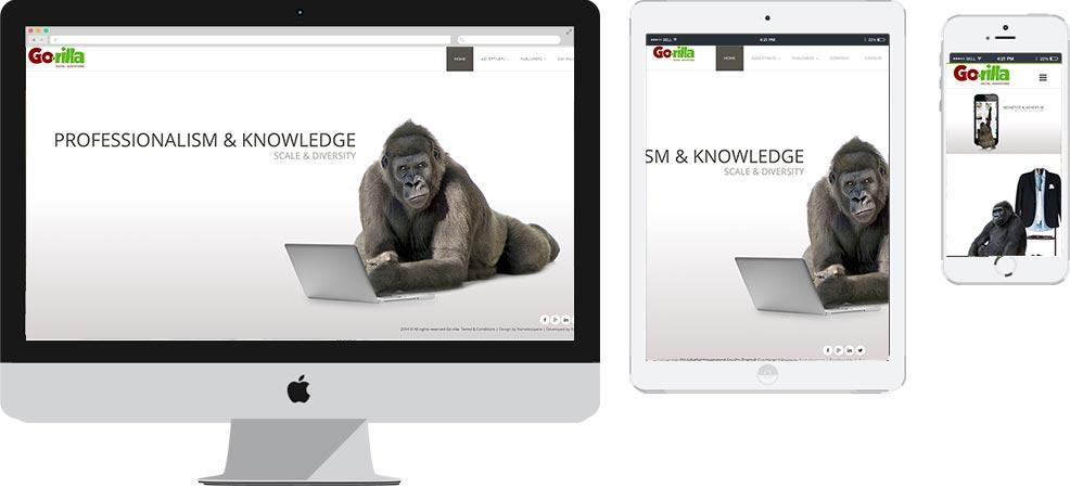 gorilla-responsive